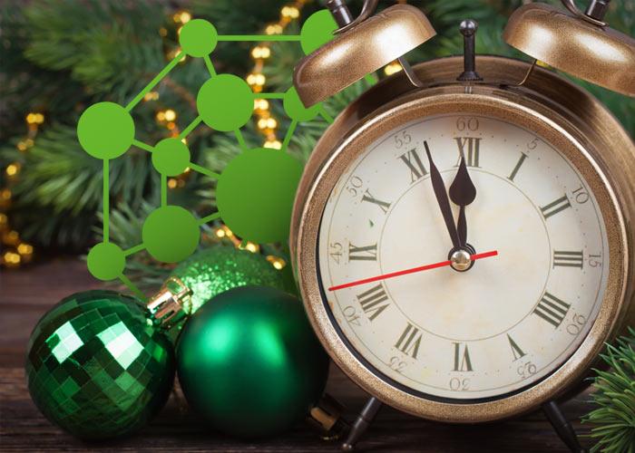 Расписание работы офисов в новогодние праздники